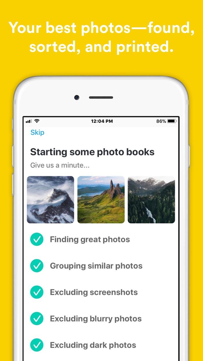 Chatbooks – Photo Books Screenshot