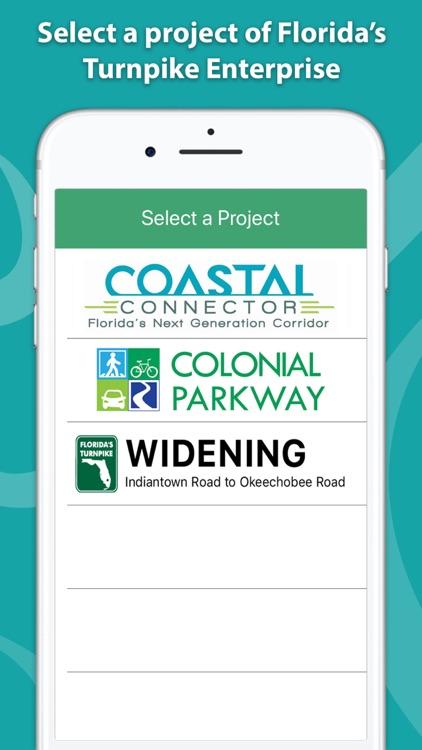 Floridas Turnpike Projects by FL Dept  of Transportation/SunPass