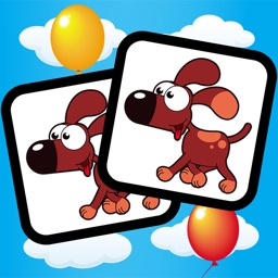 Memory Games with Animals 2