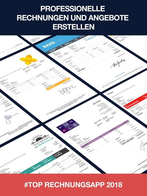 Billdu Rechnung Schreiben Revenue Download Estimates App