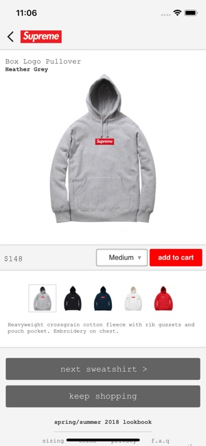 51216793  Supreme on the App Store