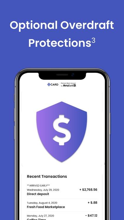 CARD.com Premium Banking screenshot-3