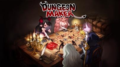 Screenshot 1 Dungeon Maker : Dark Lord