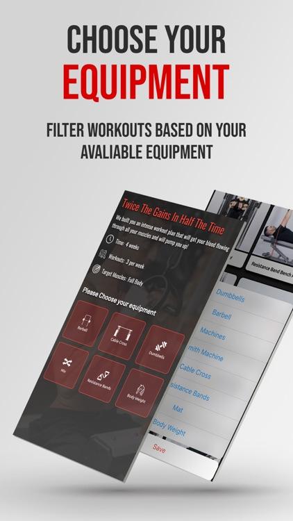 Pro Workout: Get Fit & Strong screenshot-7