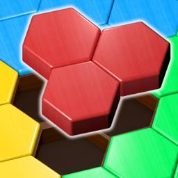 Block Hexa Puzzle: Wooden Game
