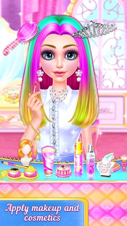 Sweet Princess Hair Stylist screenshot-3