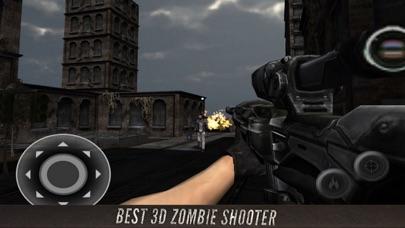 Military Shooter Zombie 3D screenshot three