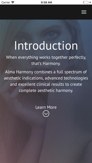 2e365f072da  Alma Harmony XL Pro on the App Store