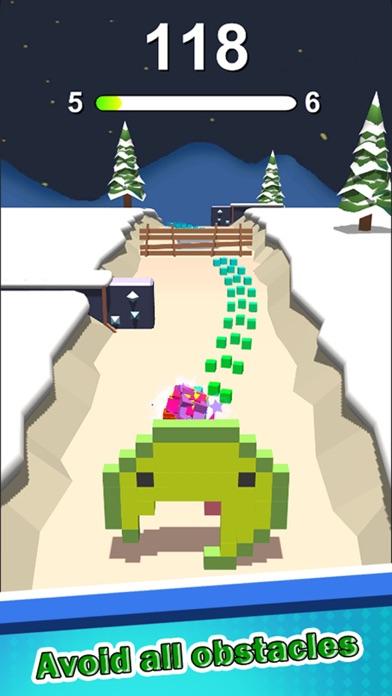 Run!Sticky BallСкриншоты 3