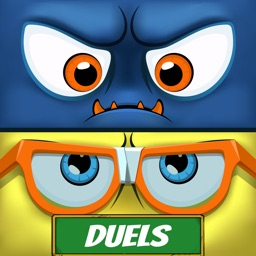 Math Duel: 2 Player Kids Games