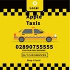 Antrim Road Cab