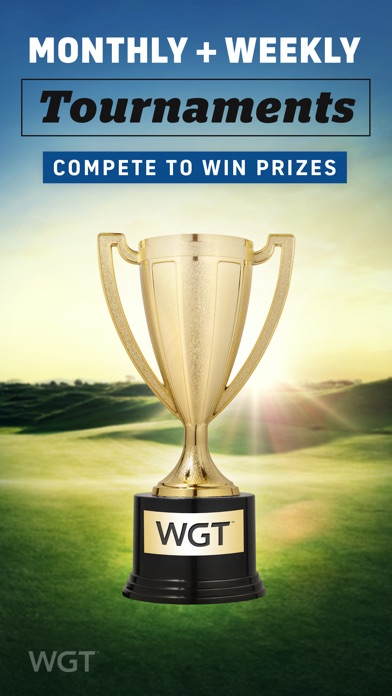 WGT Golf Game by Topgolf Скриншоты8
