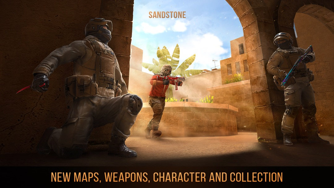 Standoff 2 - Online Game Hack and Cheat   TryCheat com