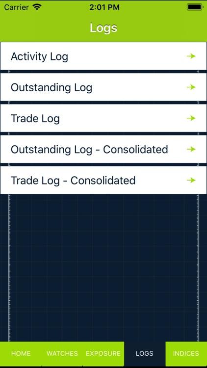 EFG iTick screenshot-5