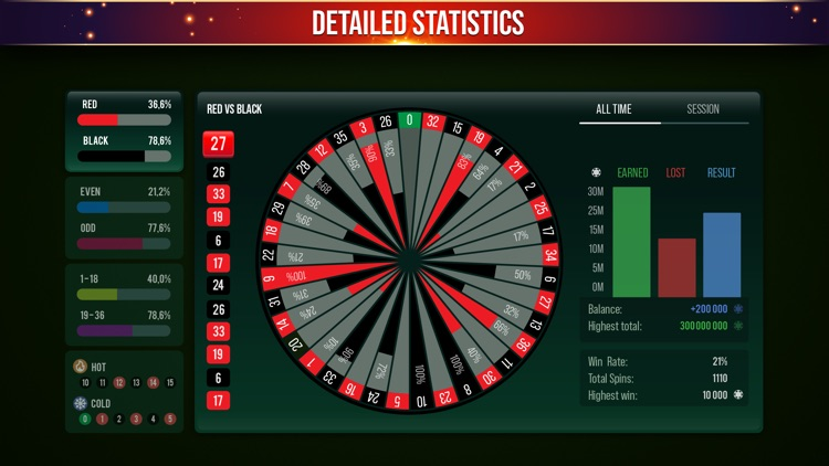 Roulette VIP - Casino Vegas screenshot-3