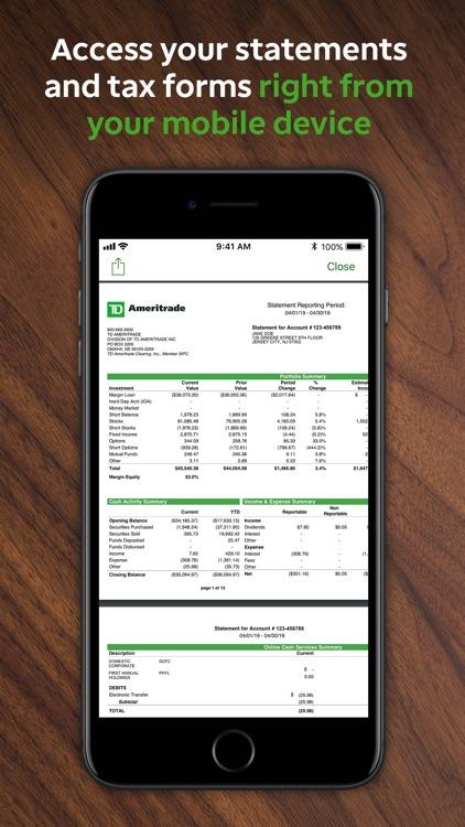 TD Ameritrade Mobile screenshot-7