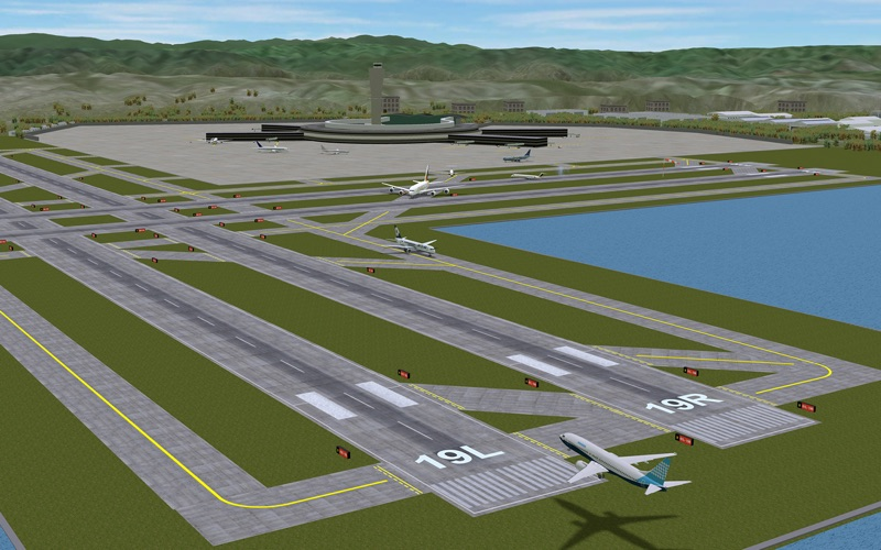 Airport Madness 3D - Volume 2 скриншот программы 4