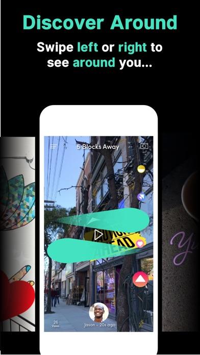 Screenshot of People.Places.Things. App
