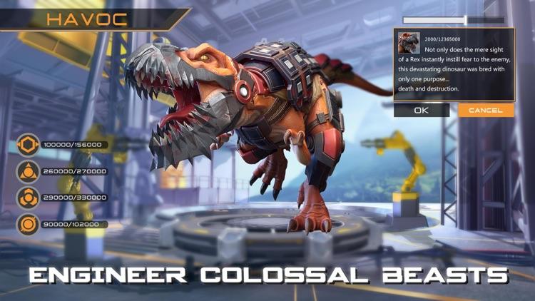 Dino War: Rise of Beasts screenshot-3