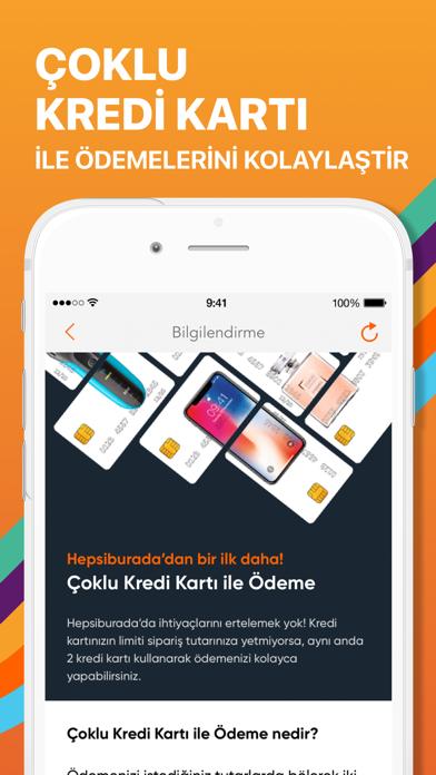 Hepsiburada: Online Alışveriş iphone ekran görüntüleri