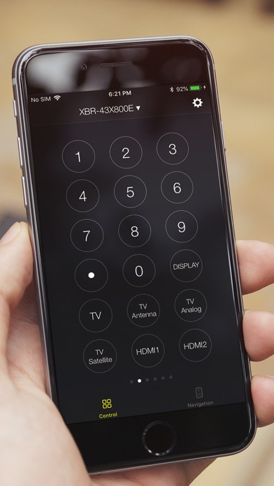 Smart Remote for Sony Smart TV by TINAC Inc  (iOS, United