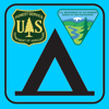 William Modesitt - USFS & BLM Campgrounds  artwork