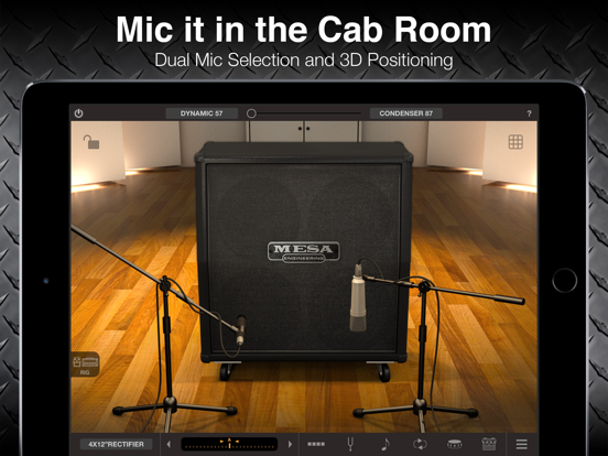 Screenshot #5 pour AmpliTube MESA/Boogie