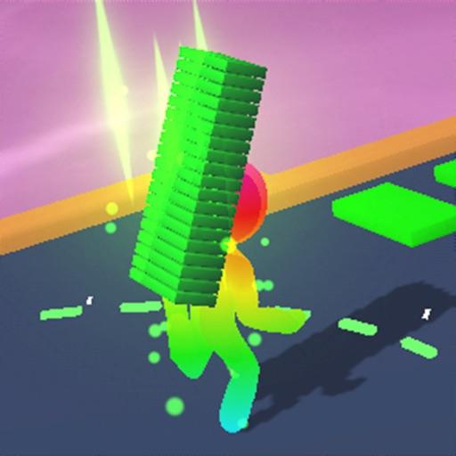 Brick Builder 3D: Handyman run