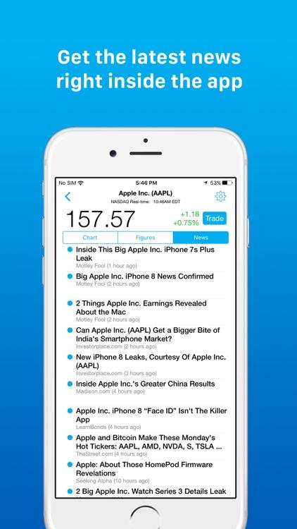 Stocks Pro App: Stock Tracker screenshot-3