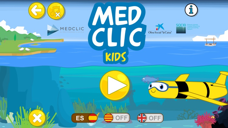 MEDCLIC KIDS screenshot-0