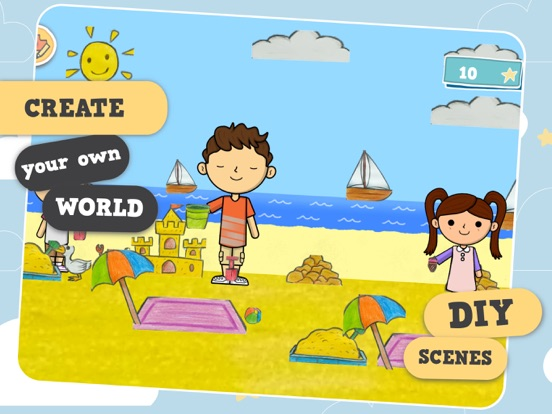 Lila's World:Create Play Learn screenshot 15