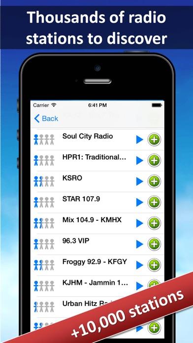 ラジオ.FM (Radio.FM) screenshot1