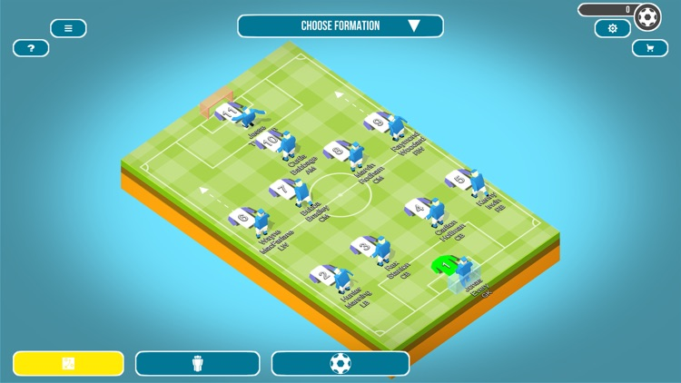 Footy Ball Tournament 2018 screenshot-7