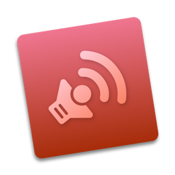 Ícone do app Audio Cast for Chromecast