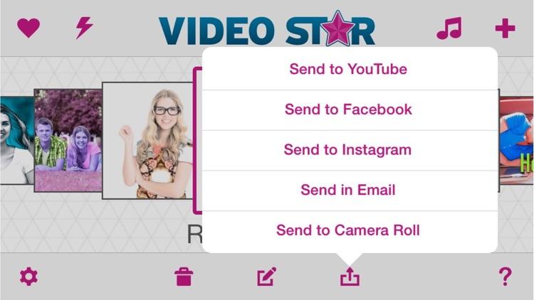 Video Star screenshot-3