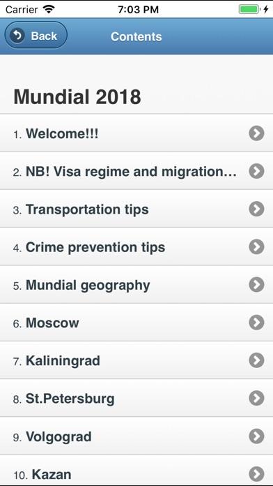 Russia Travel Fan Guide Скриншоты3