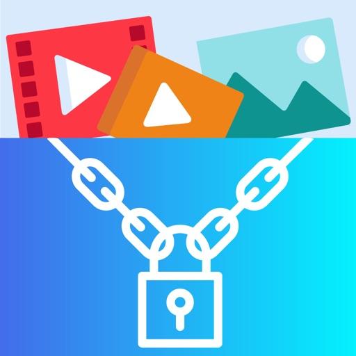 My vault : Hide photos videos