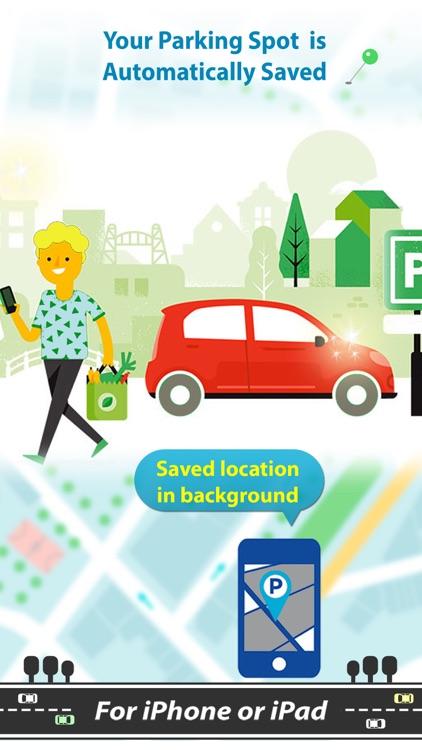 Find My Car - PRO screenshot-0