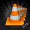 App Icon for VLC Streamer Pro App in India IOS App Store