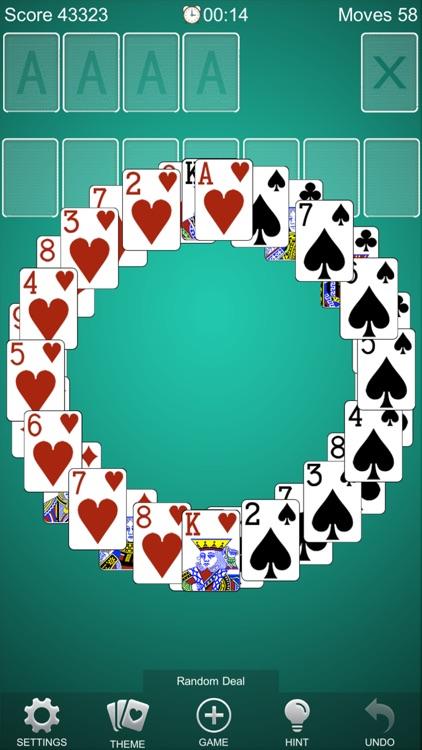 Solitaire - Card Games Lite screenshot-6