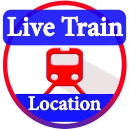 Live Train Running Location