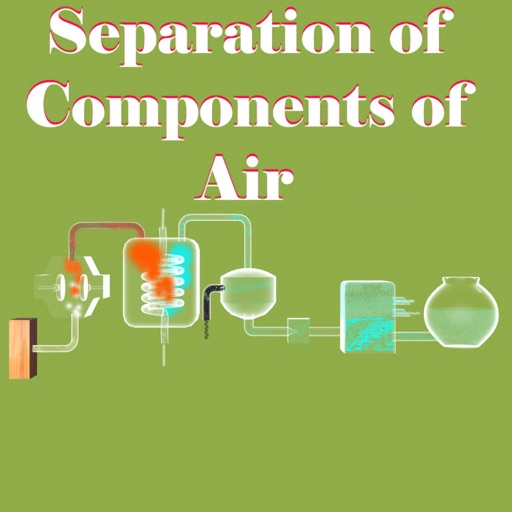 Separate of Components of Air