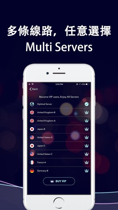 Screenshot for QuickRun VPN - Fast VPN Proxy in United Arab Emirates App Store