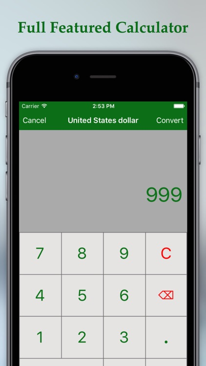 Globe Currency Converter Pro
