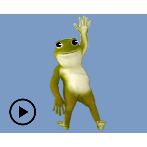 Animated Frogs Dance And Chat