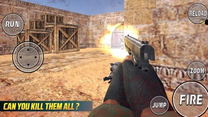 Image of Shooting Strike: Special Force for iPhone