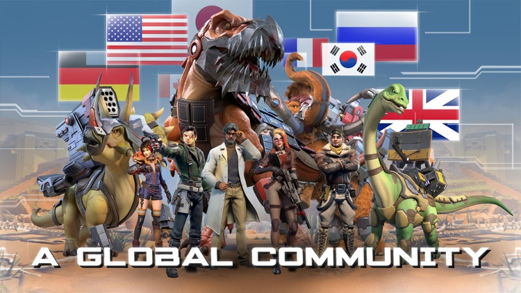 Dino War: Rise of Beasts screenshot-4