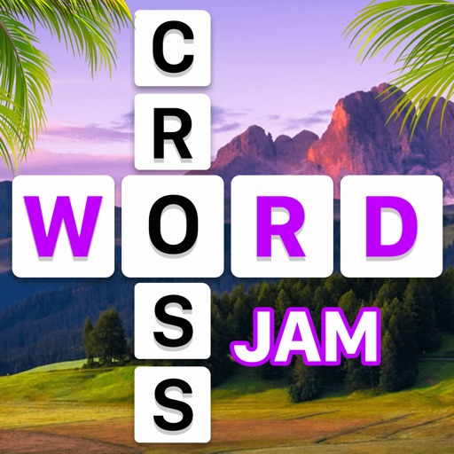 Crossword Jam: Puzzles & Games