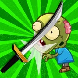 Ninja Kid Sword Flip Challenge