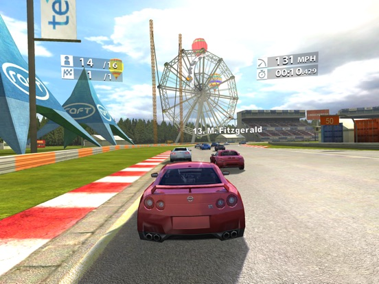 Скачать игру Real Racing 2 HD